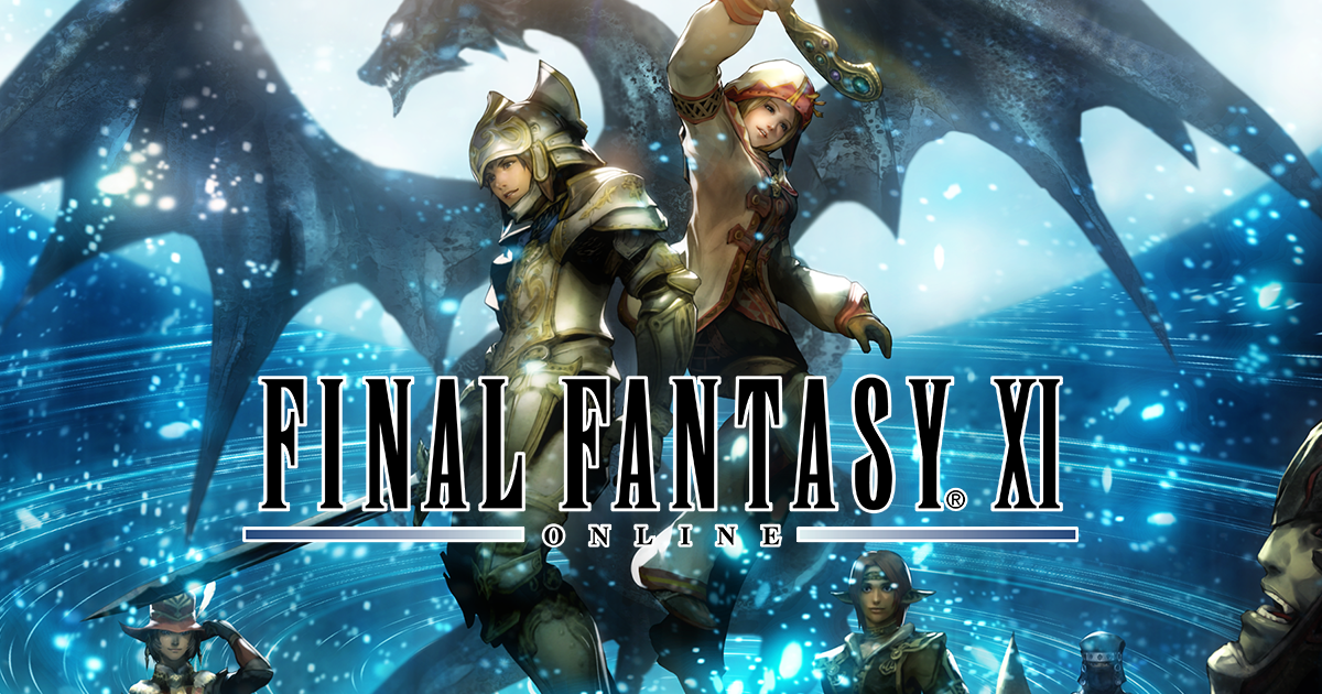 Final Fantasy Xi Official Promotional Site Square Enix